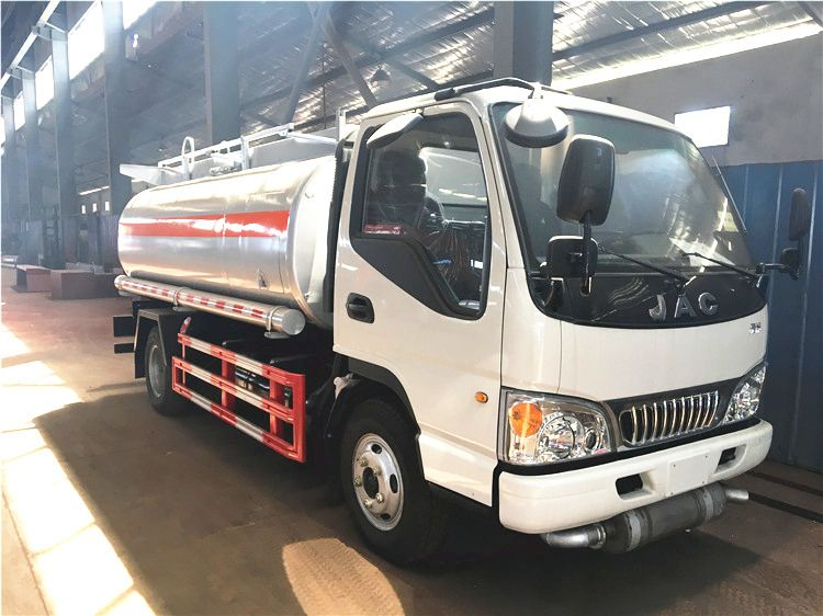 JAC 5000L mobile fuel truck